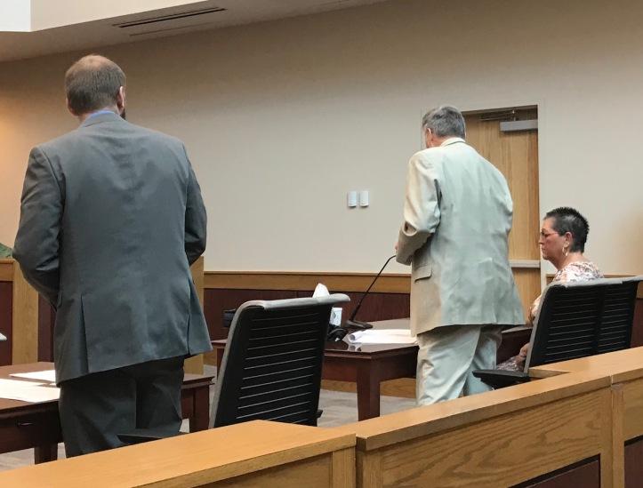 Susan Price sentencing