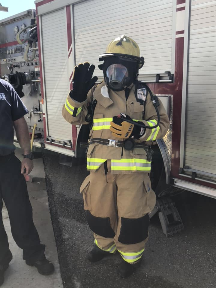 Me in turnout gear