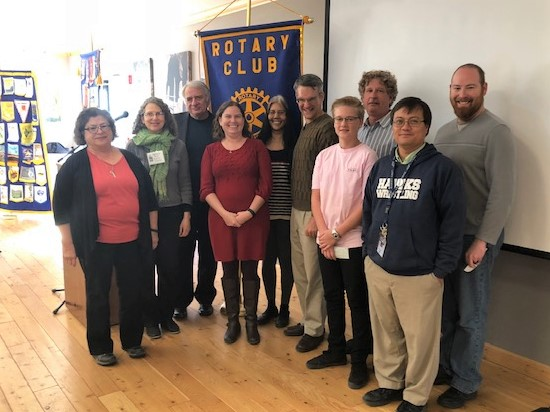 Rotary Community Funding Nov. 2018