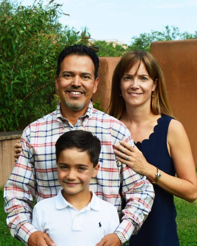 Carl Trujillo and Family