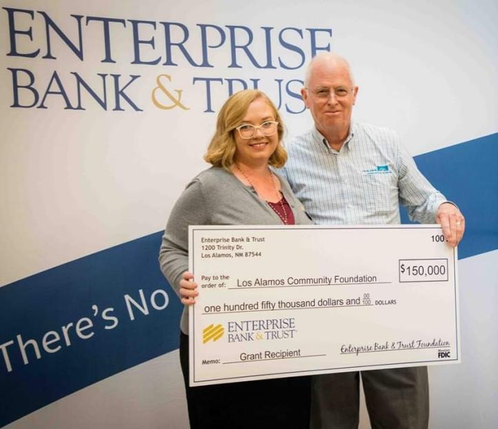Enterprise check presentation - Pat Soran 8.19