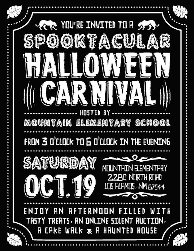 HalloweenCarnivalFlyer