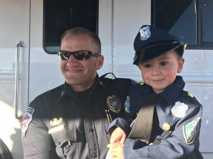 Little cop
