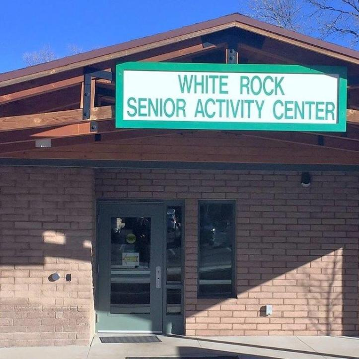 White rock senior center