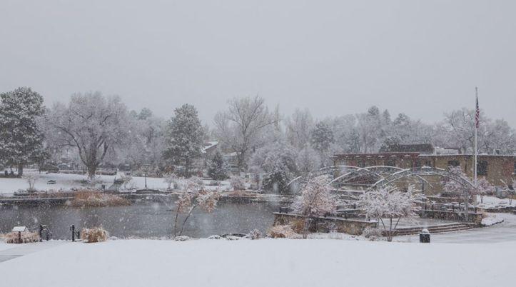 Ashley pond