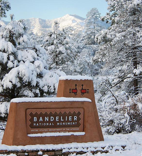 Bandelier Snow Sign_1.jpg