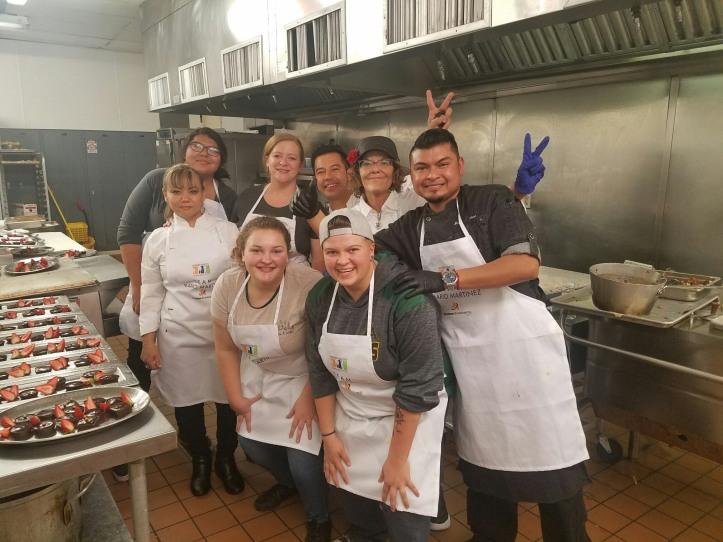 ProStart Students and Eloisa Chefs.jpg
