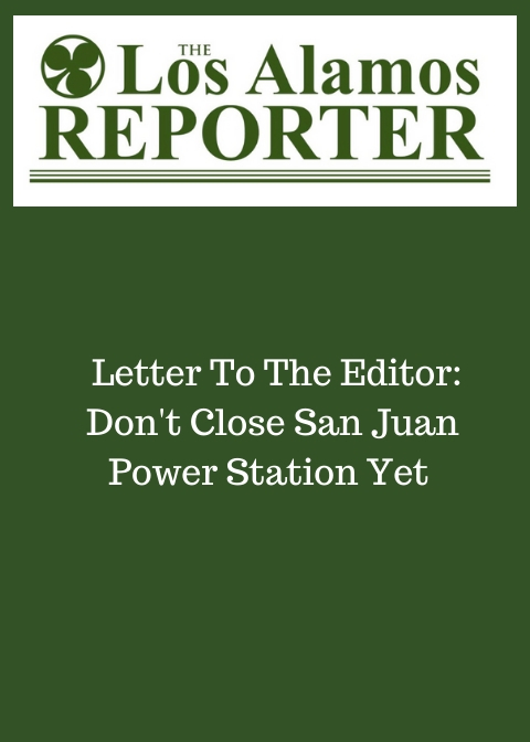 San Juan Power Station