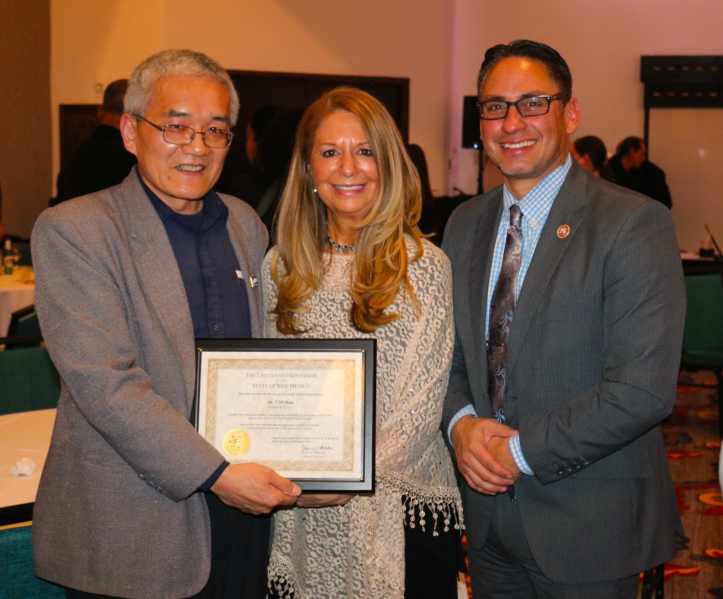 SBDC Star Award AllerPops Cliff Julianna Lt Gov