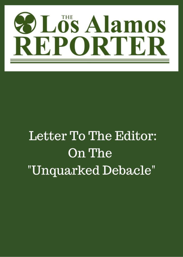 Letter To The Editor_Pongratz Endorses Chris Chandler For House District 43 Seat (2)