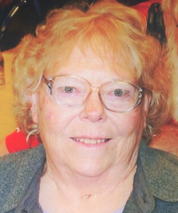 Anita Schamaun OBIT