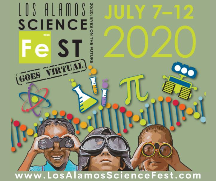 Los Alamos ScienceFest 2020_Facebook