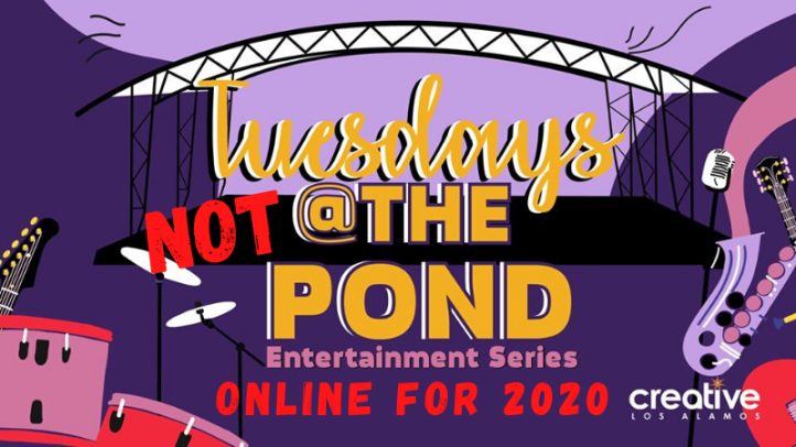 Tuesdays NOT at the Pond image