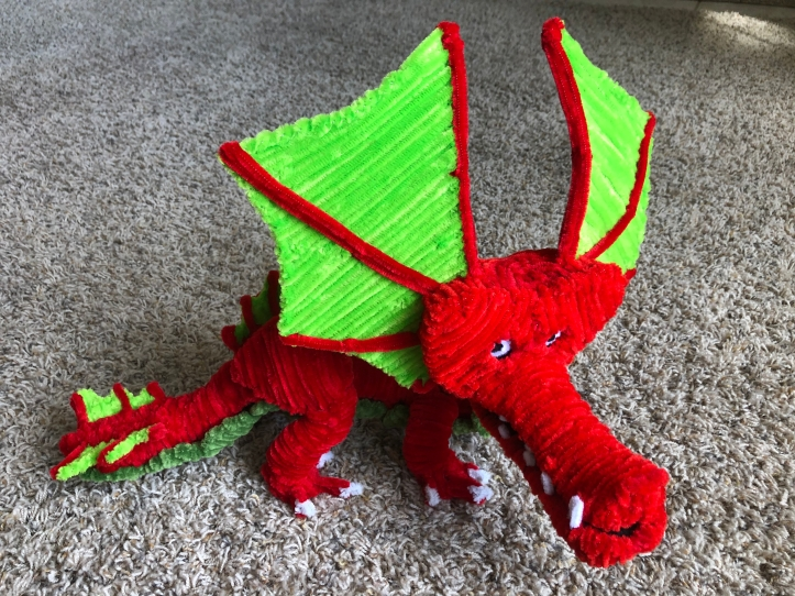 A4_Red Dragon