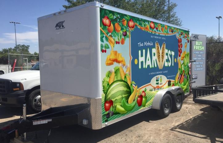buy fresh trailer