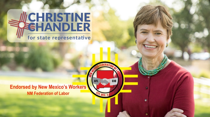 Chandler_NMFedLabor_Endorsement_Photo (1)