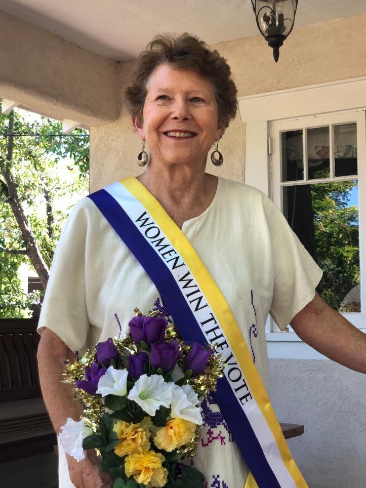 Meredith Machen, Suffrage Centennial